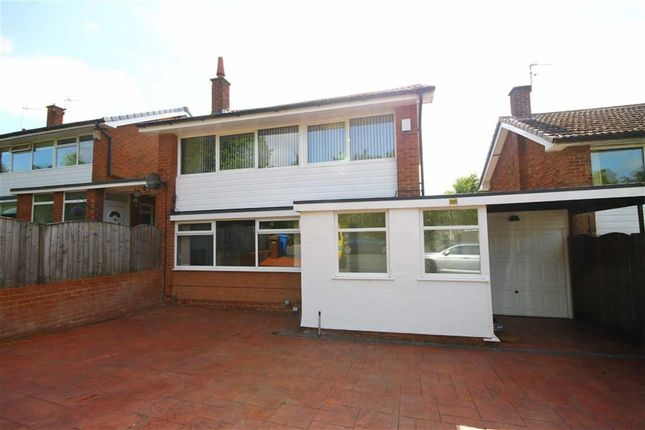 Thumbnail Link-detached house to rent in Highlands Drive, Stockport, Cheshire