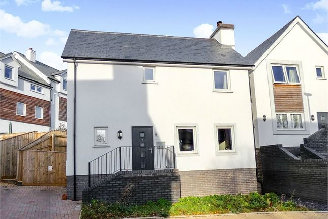 Thumbnail Detached house for sale in Summer Meadow, Lympstone, Exmouth, Devon