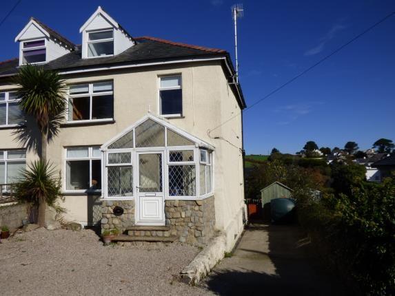 Thumbnail Semi-detached house for sale in Abersoch, Pwllheli, Gwynedd