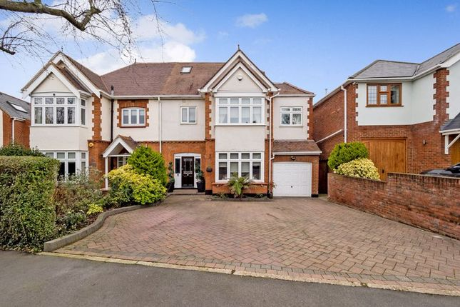 Thumbnail Semi-detached house for sale in Fanshawe Crescent, Hornchurch