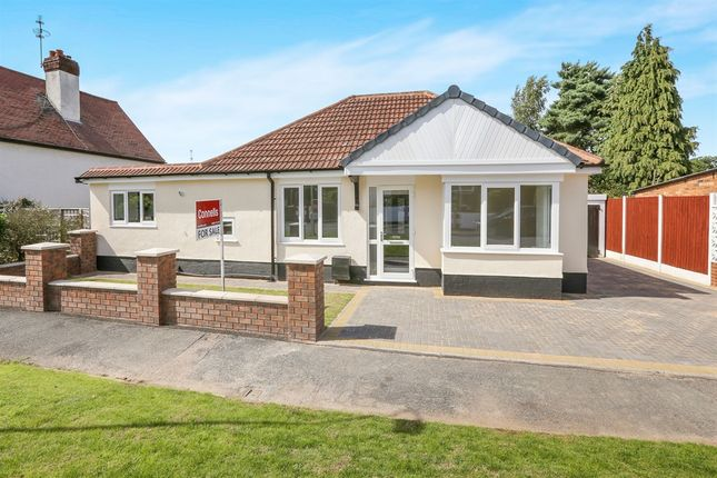 Thumbnail Detached bungalow for sale in Gibbons Grove, Newbridge, Wolverhampton