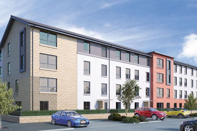 "2 bedroom flat for sale in ""The Cochrane Grd Floor"" at Inchgarvie Loan, Glasgow"