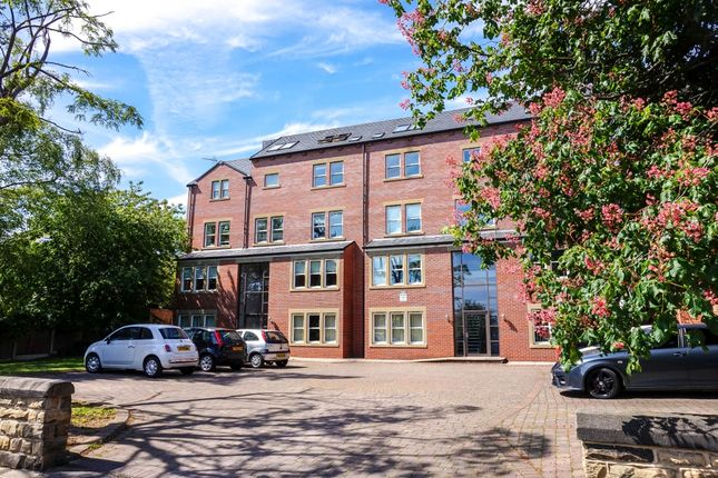 Thumbnail Flat to rent in Broomfield Crescent, Leeds