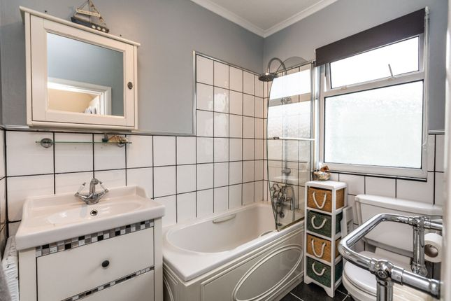 Bathroom of Hever Avenue, West Kingsdown, Sevenoaks TN15