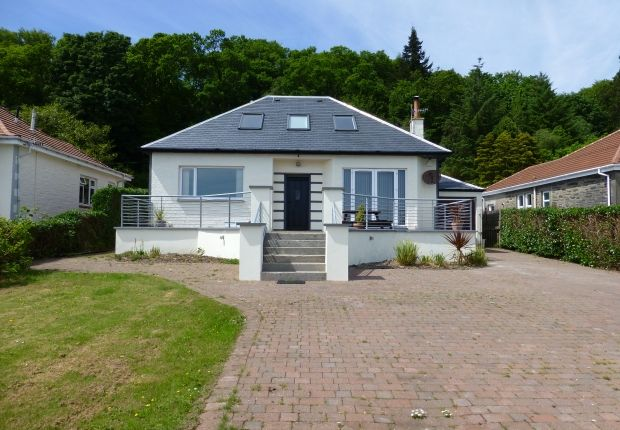Thumbnail Detached house for sale in Bullwood Road, Dunoon PA23, Dunoon,