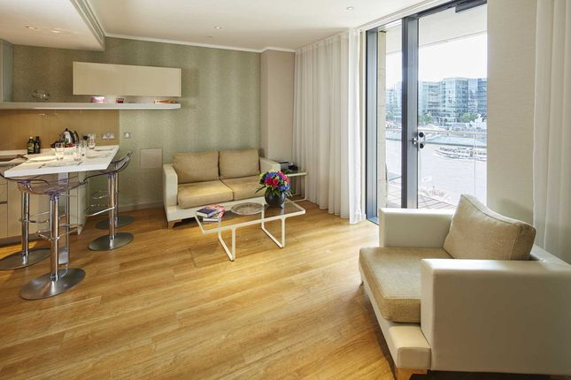 Thumbnail Flat to rent in Lower Thames Street, London