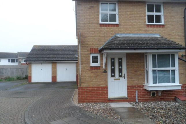Thumbnail Property to rent in Siskin Road, Southsea, Hampshire