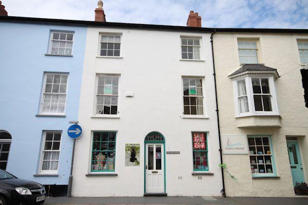 Thumbnail Triplex for sale in 10 New Street, Aberdovey