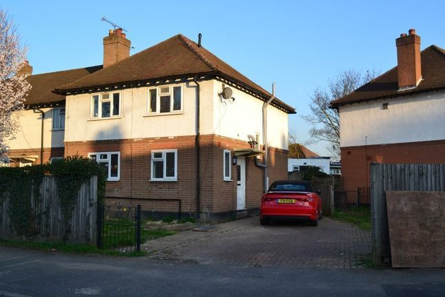 Thumbnail Room to rent in North Road, West Drayton