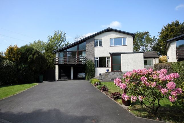 Thumbnail Detached house for sale in Parkside Road, Kendal