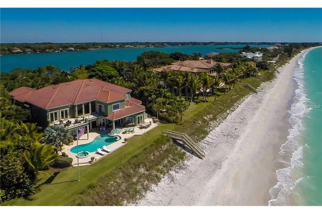 Thumbnail Property for sale in 2305 Casey Key Rd, Nokomis, Fl, 34275