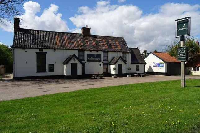 Thumbnail Restaurant/cafe for sale in The Green, Old Buckenham, Attleborough