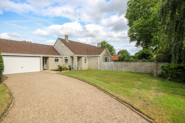 Thumbnail Detached bungalow for sale in Rectory Farm Close, Queen Camel, Yeovil