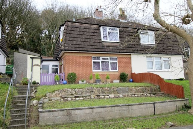 Thumbnail Semi-detached house for sale in St Pancras Avenue, Plymouth