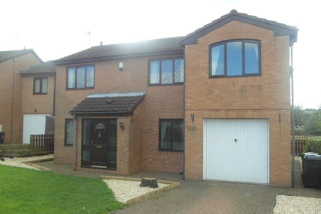 Thumbnail Terraced house to rent in Brockwell Court, Coundon Grange, Bishop Auckland