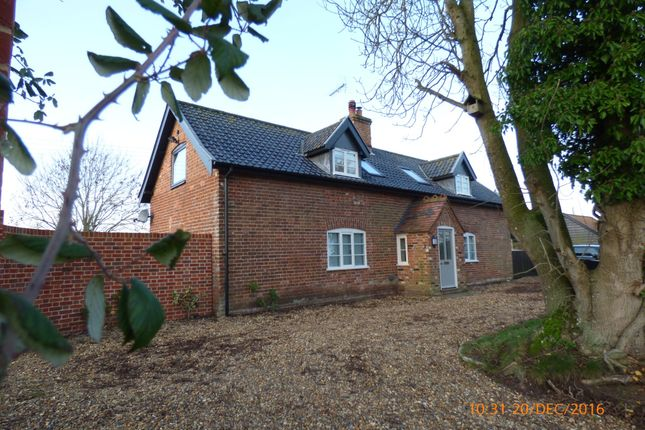 Thumbnail Detached house to rent in Langley Street, Langley, Norwich