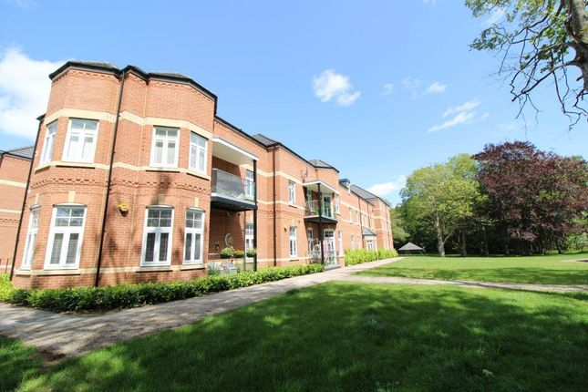 Thumbnail Flat for sale in George Fitzroy Court, St. Mary Park, Morpeth, Northumberland