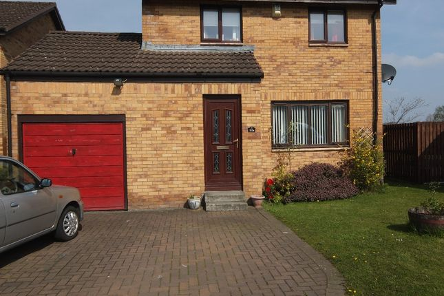 Thumbnail Detached house to rent in Bankton Park West, Livingston, West Lothian