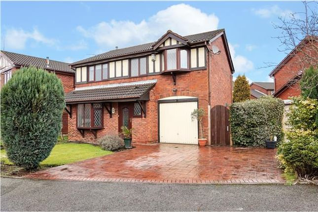 Thumbnail Detached house for sale in Lenten Grove, Heywood