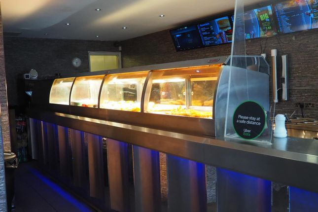 Thumbnail Leisure/hospitality for sale in Fish & Chips NG2, West Bridgford, Nottinghamshire
