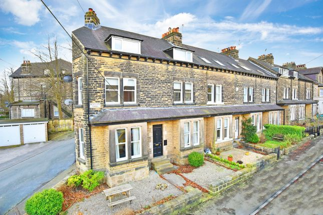 1 bed flat to rent in West Cliffe Terrace, Harrogate HG2