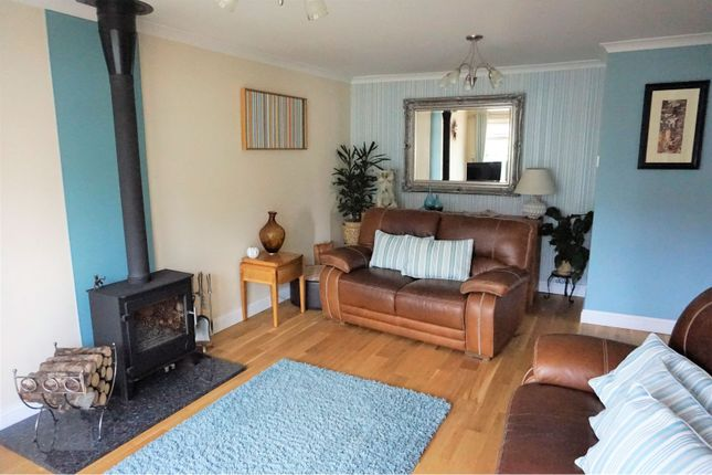 Thumbnail Semi-detached bungalow for sale in Foxwood Gardens, Plymouth