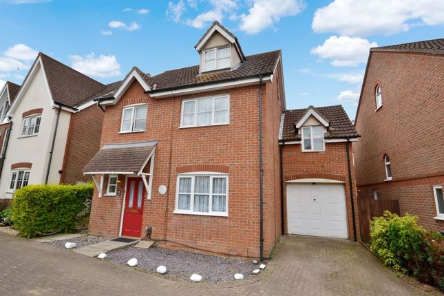 Thumbnail Detached house for sale in Davenport, Harlow