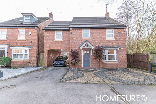 Thumbnail Detached house for sale in Tavington Road, Liverpool
