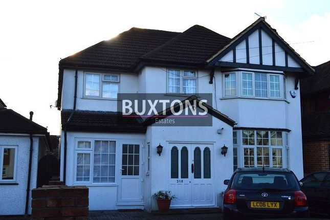 Thumbnail Flat to rent in London Road, Slough, Berkshire.