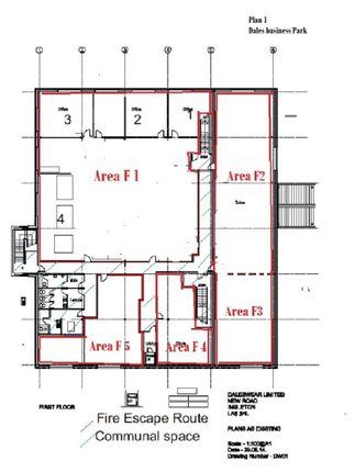 Room Plan 1st Floor