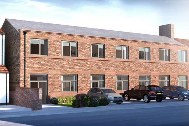 Thumbnail Flat for sale in Rawcliffe Road, Liverpool