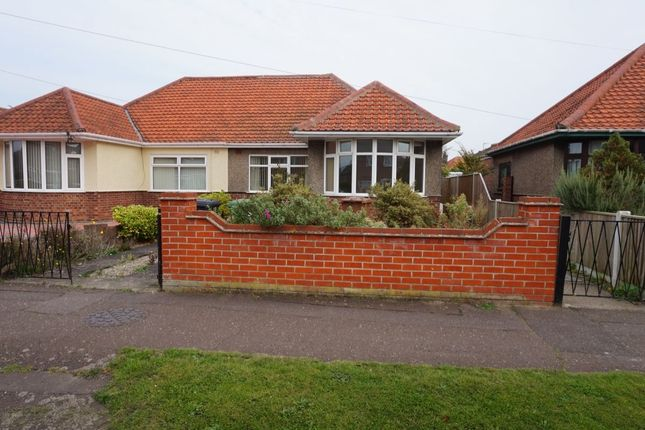 Thumbnail Bungalow to rent in Pound Lane, Gorleston, Great Yarmouth
