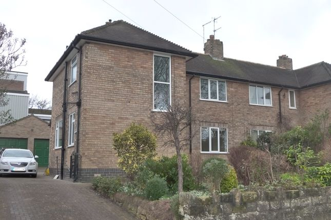 Thumbnail Semi-detached house to rent in Manor Road, Knaresborough