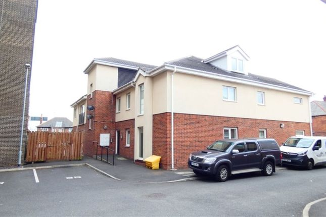 Thumbnail Flat to rent in Reiver Court, Wilson Street, Wallsend