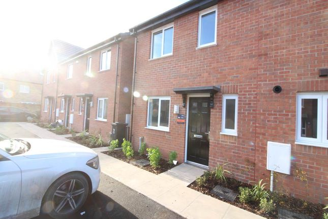 Thumbnail Semi-detached house to rent in Temper Mill Way, Newport, Gwent