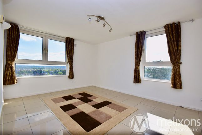Thumbnail Flat for sale in Pierrepoint, Ross Road, South Norwood