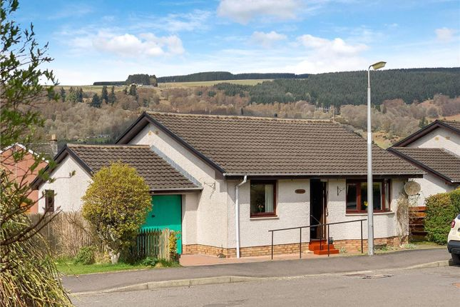 2 bed detached bungalow for sale in Rannoch Road, Aberfeldy PH15