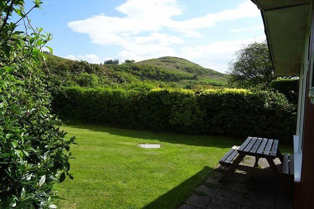 <U>Outside:</U> of Chalet, 61, Erw Porthor, Tywyn, Gwynedd LL36