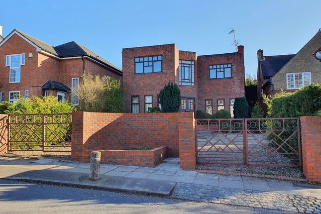 Thumbnail Detached house for sale in Waverley Grove, Finchley N3, London