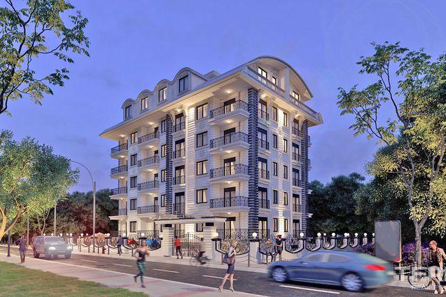 Apartment for sale in Mahmutlar, Alanya, Antalya Province, Mediterranean, Turkey