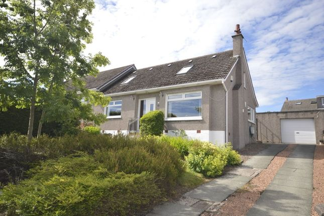 Thumbnail Semi-detached house for sale in Ben Nevis Place, Kirkcaldy