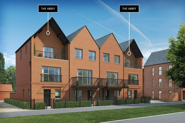 "Thumbnail Property for sale in ""The Abbey"" at Andover Road North, Winchester"