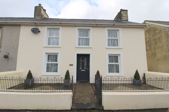 Thumbnail Semi-detached house for sale in Station Terrace, Llanybydder