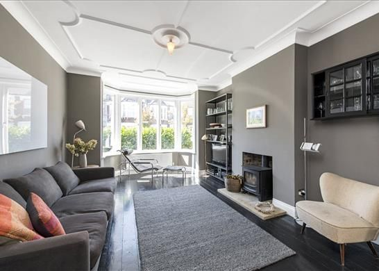 Thumbnail 5 bed semi-detached house for sale in Leghorn Road, Kensal Green, London