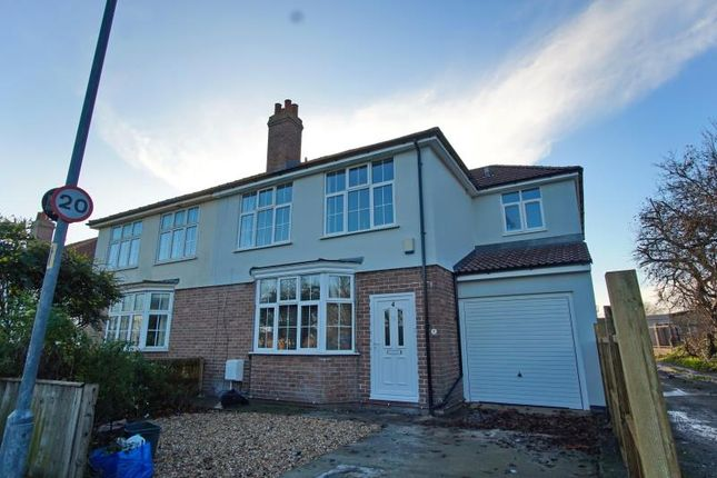 Thumbnail Semi-detached house to rent in Western Road, Horfield, Bristol