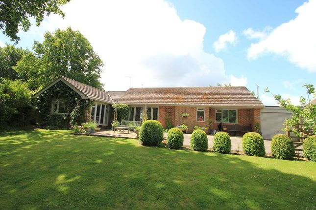 Thumbnail Bungalow for sale in Willesley Gardens, Cranbrook, Kent