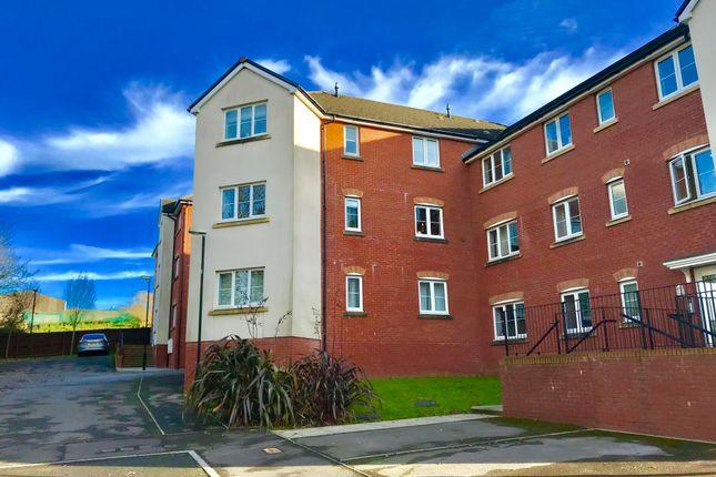 2 bed flat to rent in Skylark Road, North Cornelly, Bridgend CF33