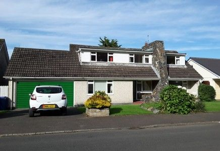 Thumbnail Detached house to rent in Ramsey, Isle Of Man