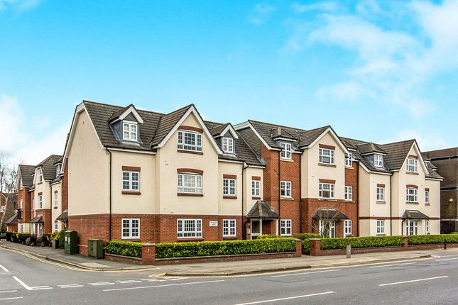 Thumbnail Flat for sale in Sagars Road, Handforth, Wilmslow