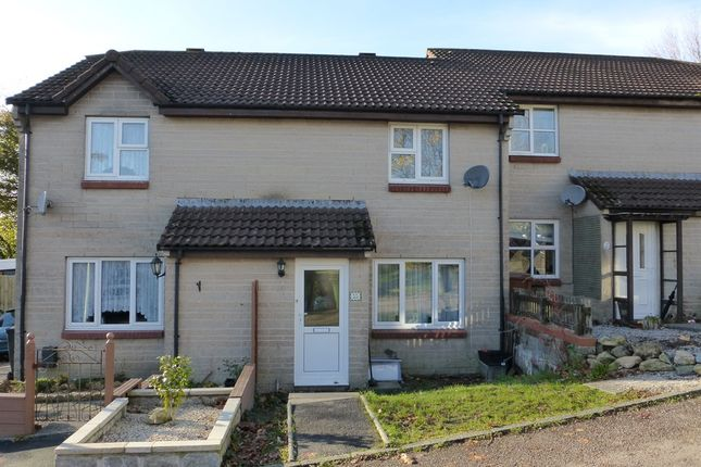 Thumbnail Terraced house for sale in Plover Rise, Ivybridge